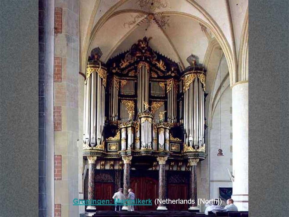 Groningen: Martinikerk (Netherlands [North])